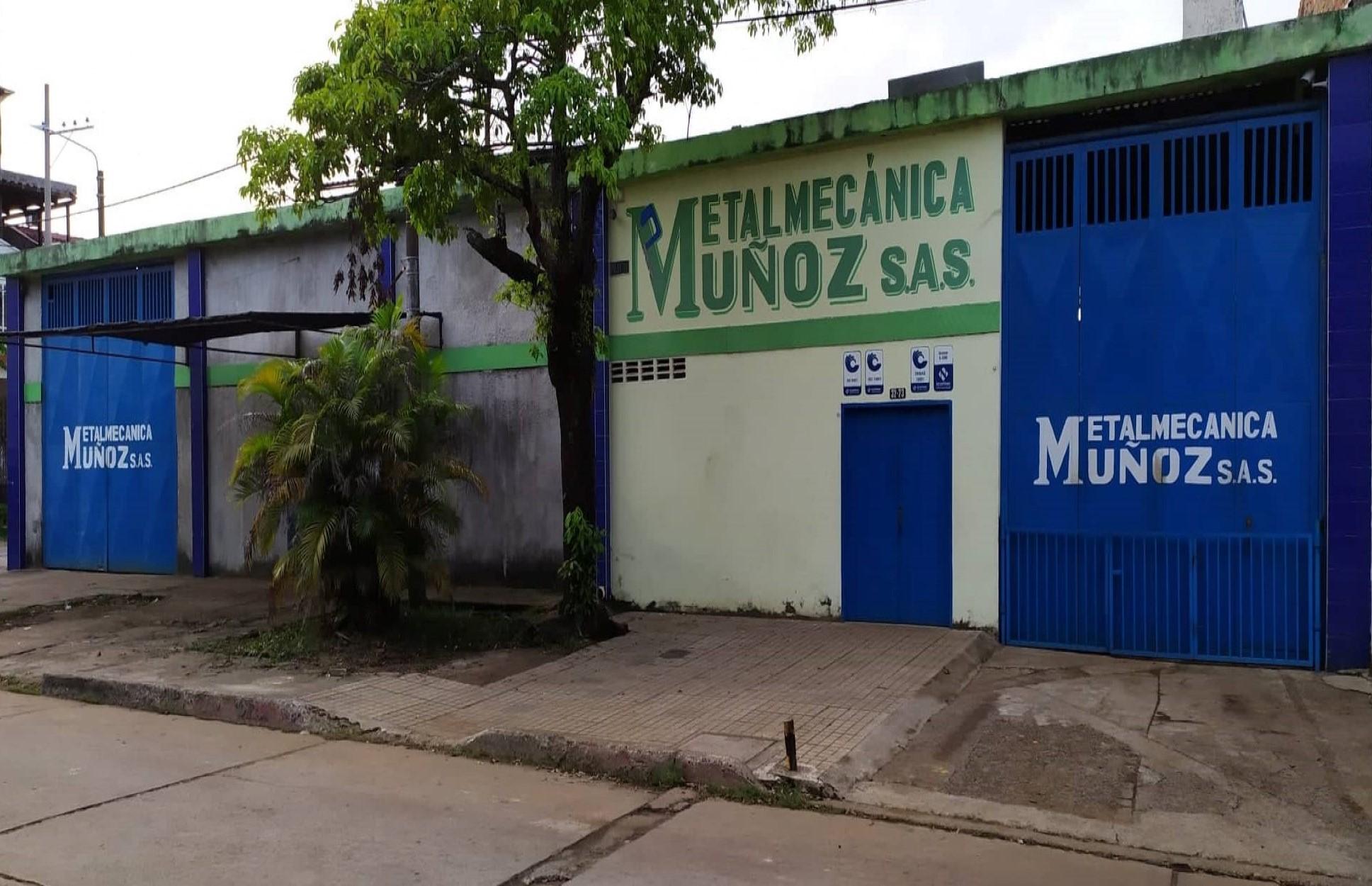 Metalmecánica Muñoz SAS